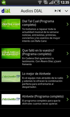app-cadenadial-android