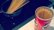 Bote espaguetis