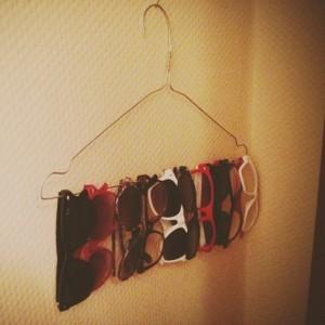 Pecha guarda gafas