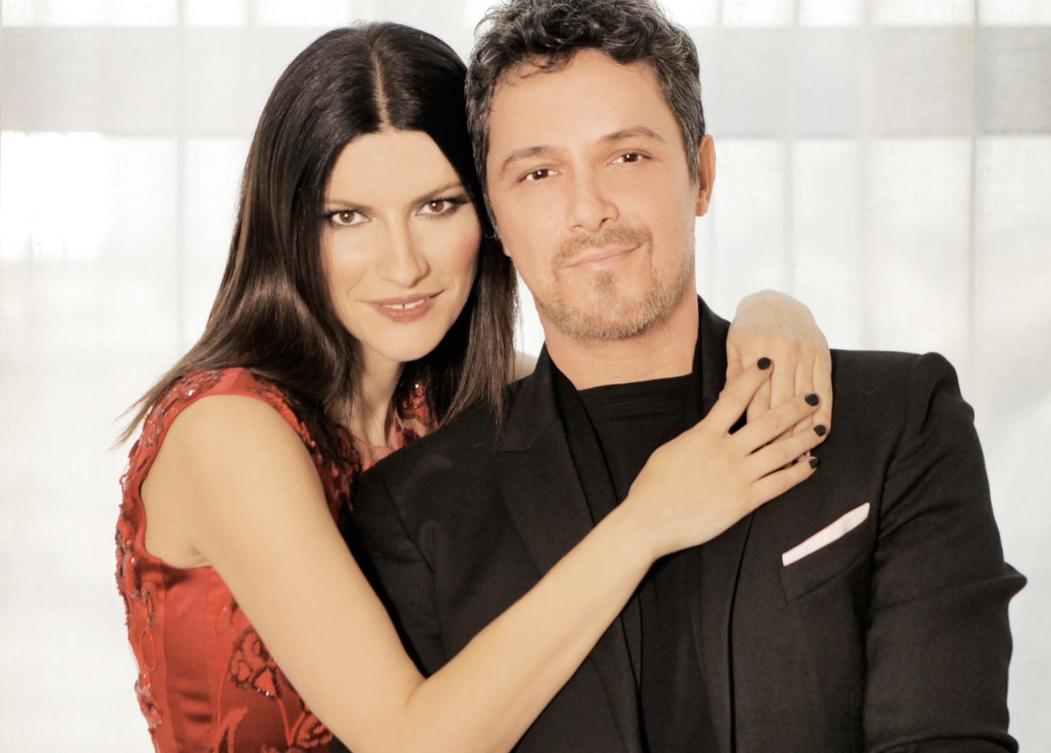Alejandro Sanz y Laura Pausini , novedades de La Voz