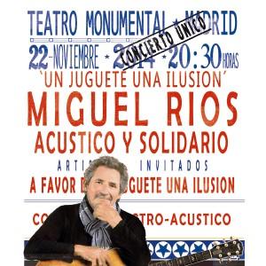 Miguel Ríos concierto