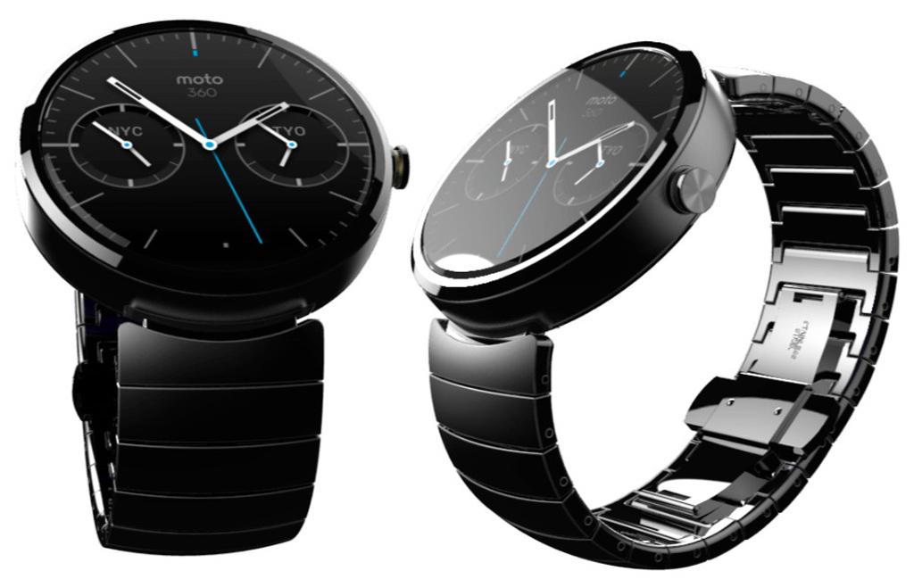 Reloj Motorola 360