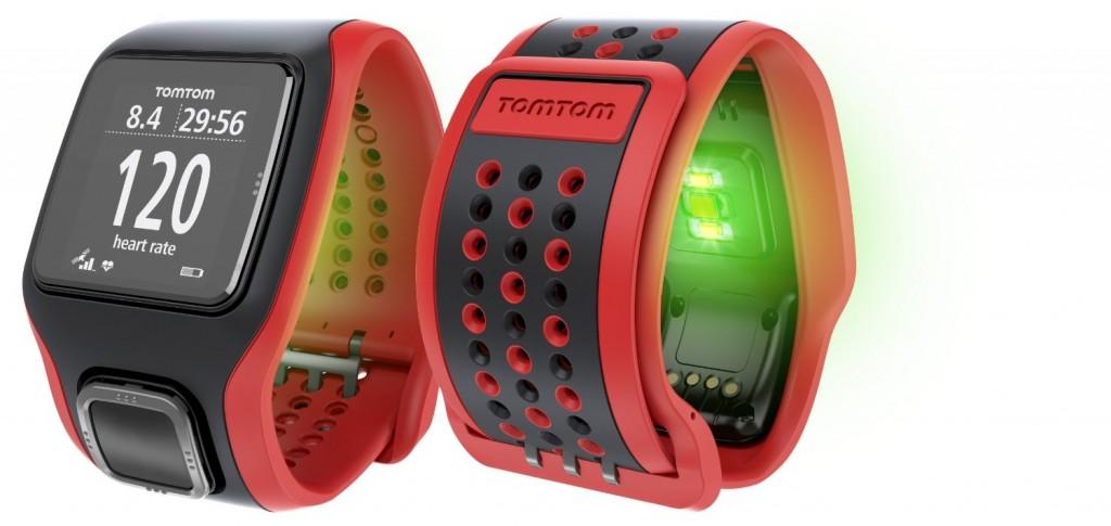 Reloj Tom Tom, GPS Runner Cardio