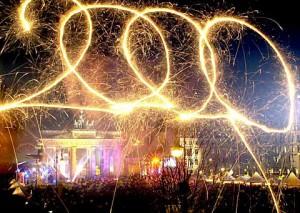 Jahrtausendwechsel in Berlin