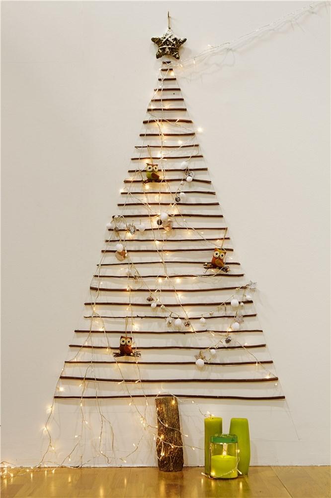 El rbol de navidad y sus diferentes estilos cadena dial for Colgantes para arbol de navidad