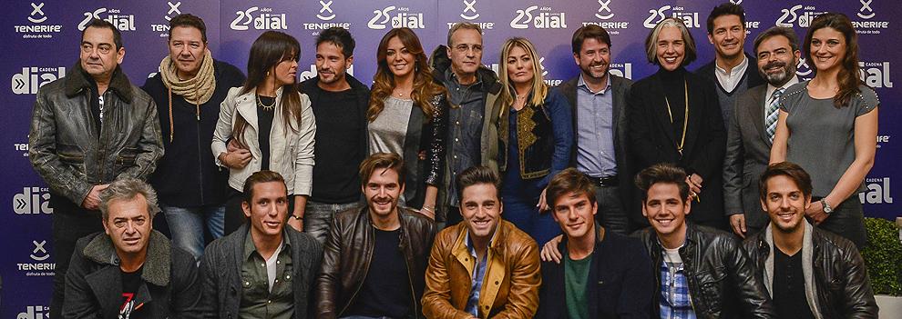 Premios Dial 2015 - Cadena Dial