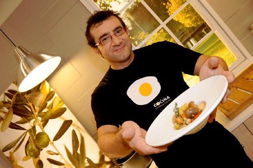 Hoy cocina para celiacos gracias a los truquis de sergio for Programacion canal cocina hoy