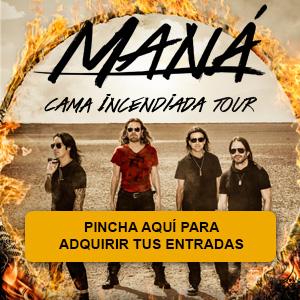 Man Ms fechas para su gira espaola! - Cadena Dial