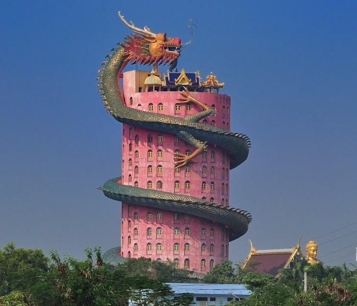 Hotel Dragón