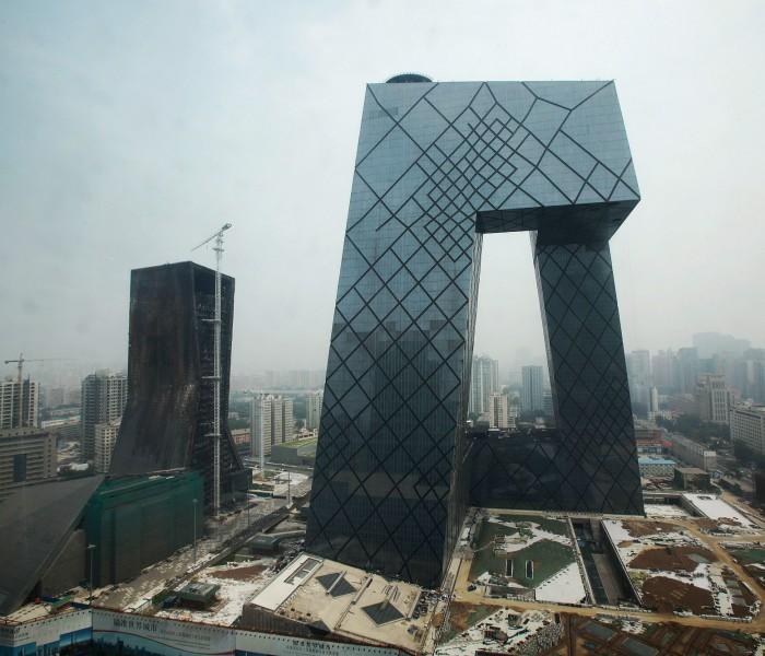 #CHINA-BEIJING-CCTV-REBUILD (CN)