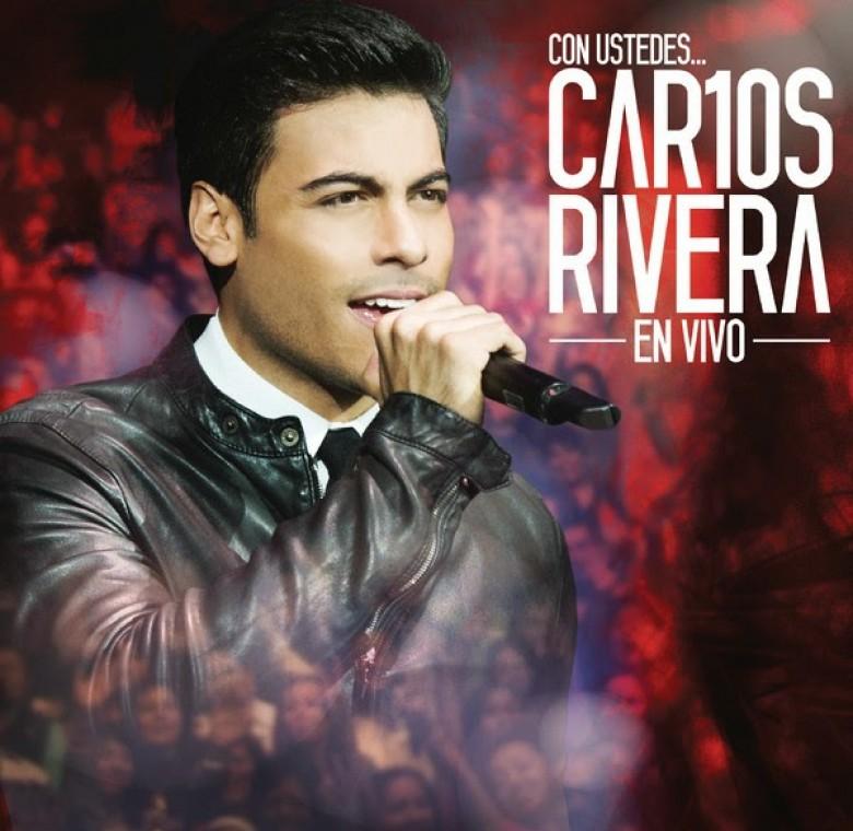 Carlos Rivera – Con ustedes Car10s Rivera en vivo
