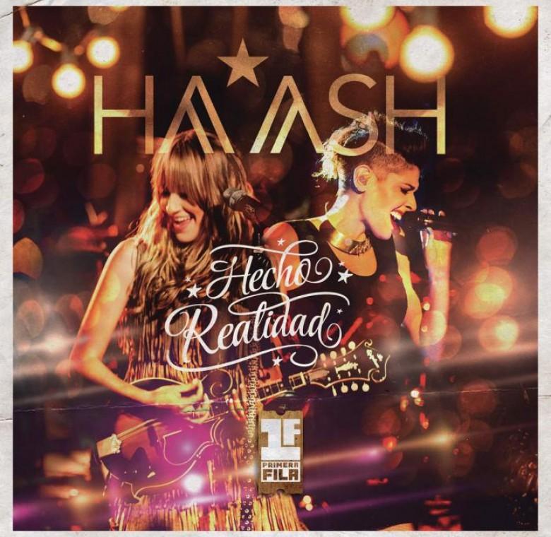 HaAsh Primera fila Hecho realidad