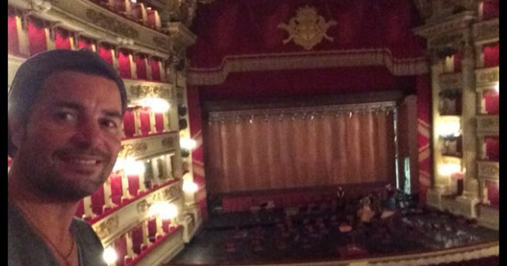 chayanne teatro