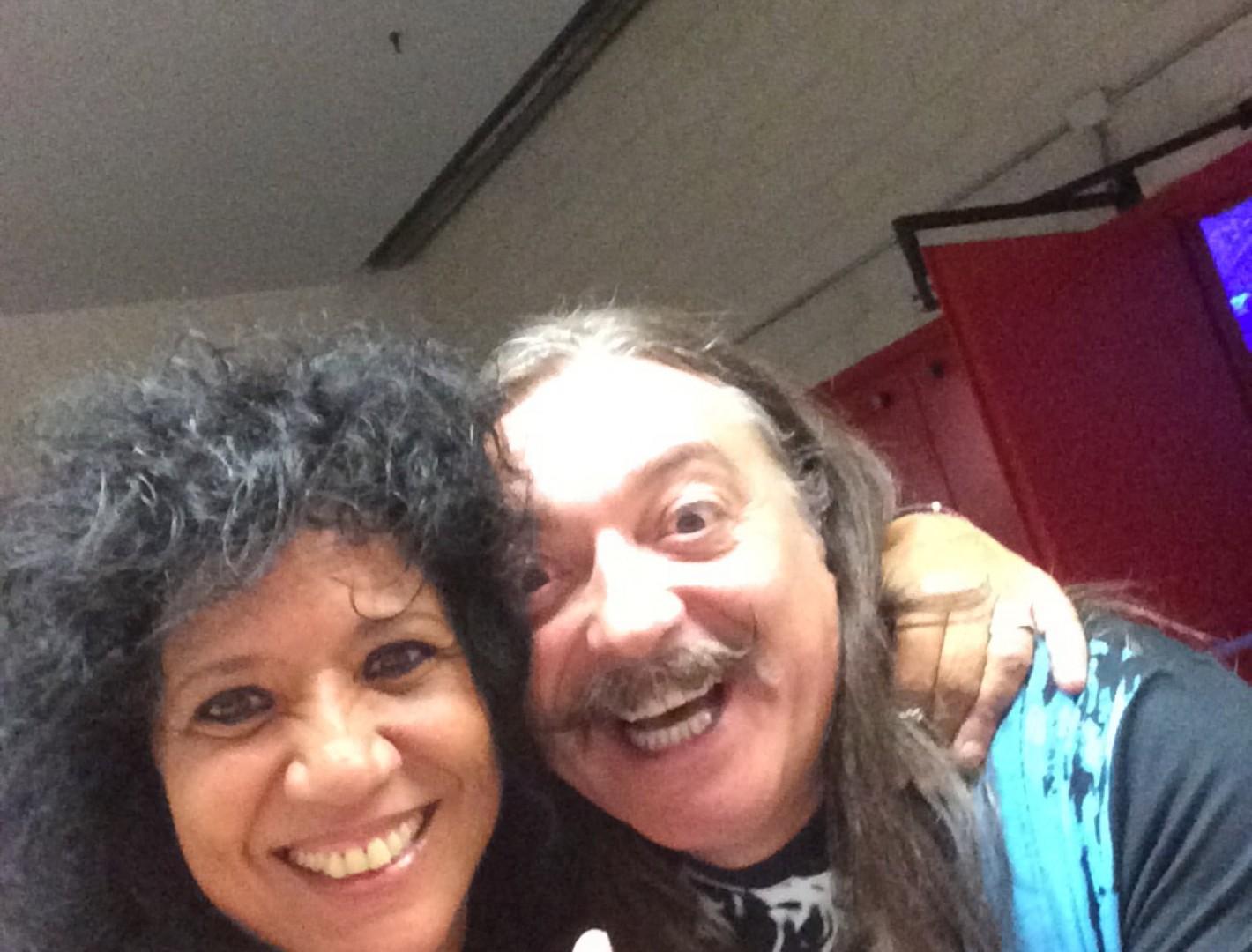 Rosana e Isidro