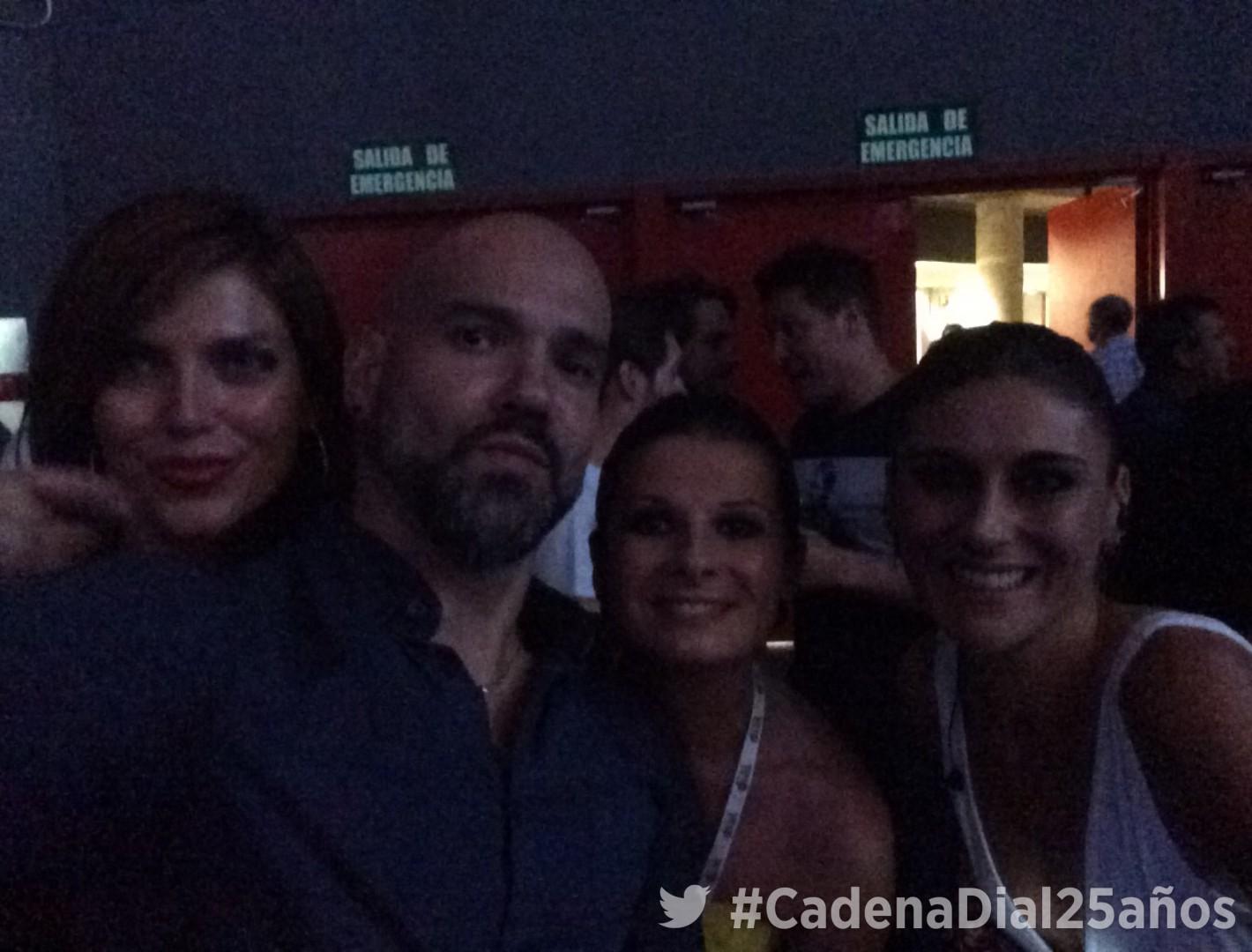 Marta, Álvaro, Mj, Carmela