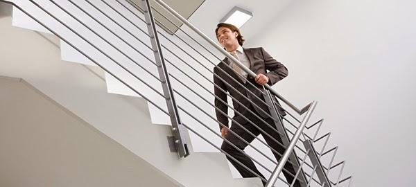 Correr y divertirte - Escaleras de trabajo ...