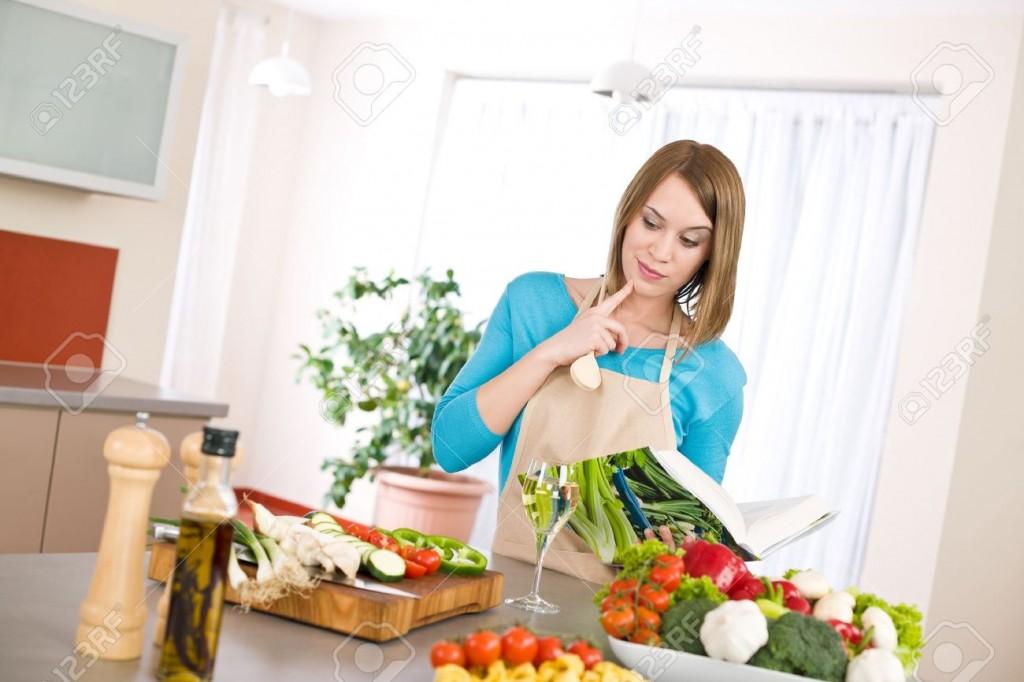 verdura gazpacho mujer