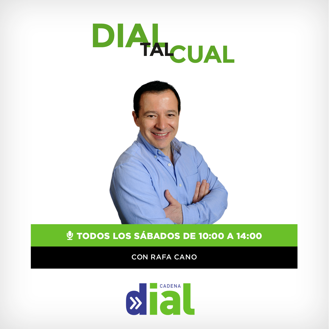 Dial Tal Cual Programa completo