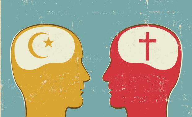 cristiano y musulman