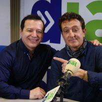 Manolo Garcia con Rafa Cano