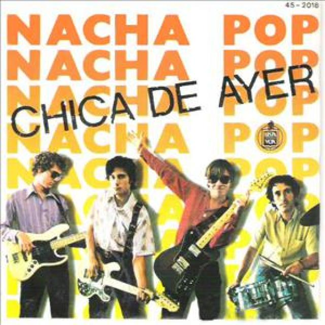 Similar to La chica de ayer - Nacha Pop - Retrovision (tributo al pop español)