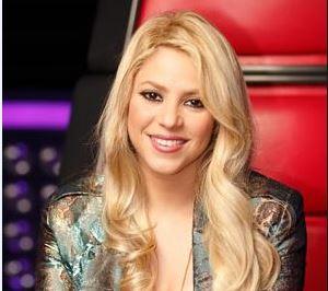 Shakira la voz