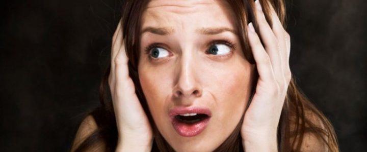 Miedos inconfesables. Estos son los 10 más comunes
