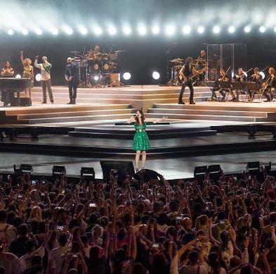 concierto Laura Pausini