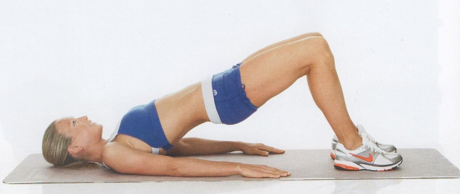 ejercio abdominal