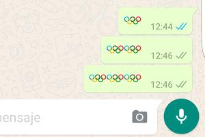 emoticono juegos olímpicos