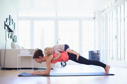 ejercicios abdominales casa