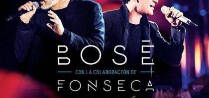 ¡Miguel Bosé estrena dúo junto a Fonseca!