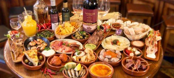 Resultat d'imatges de cocina española