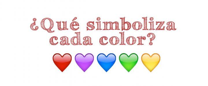 colores de