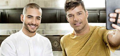 Ricky Martin y Maluma ¡El vídeo de Vente Pa'Ca!