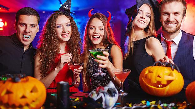 6 planes de miedo para la noche de halloween - Fiesta de halloween infantil ...