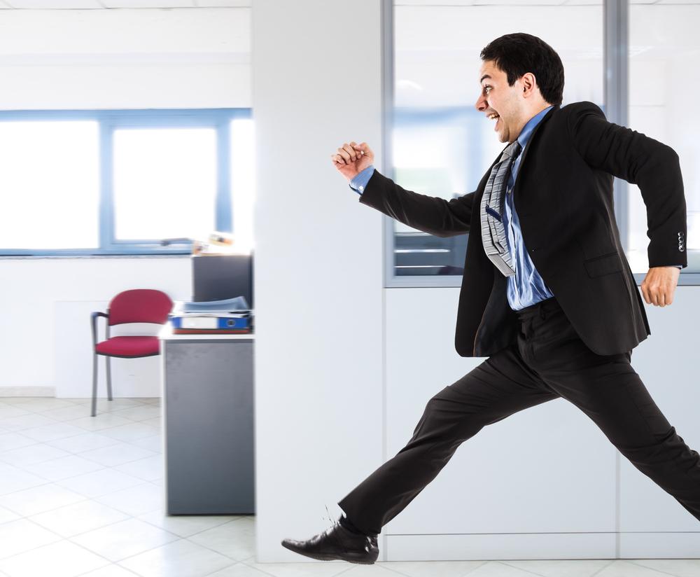 Llegas tarde y estresado a trabajar el 40 afirma hacerlo for Trabajar en oficinas de mercadona
