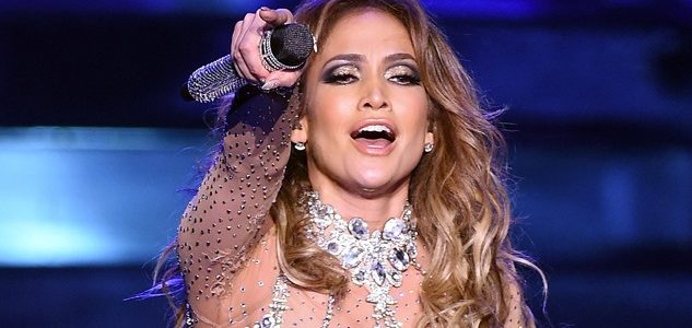 Jennifer López en concierto
