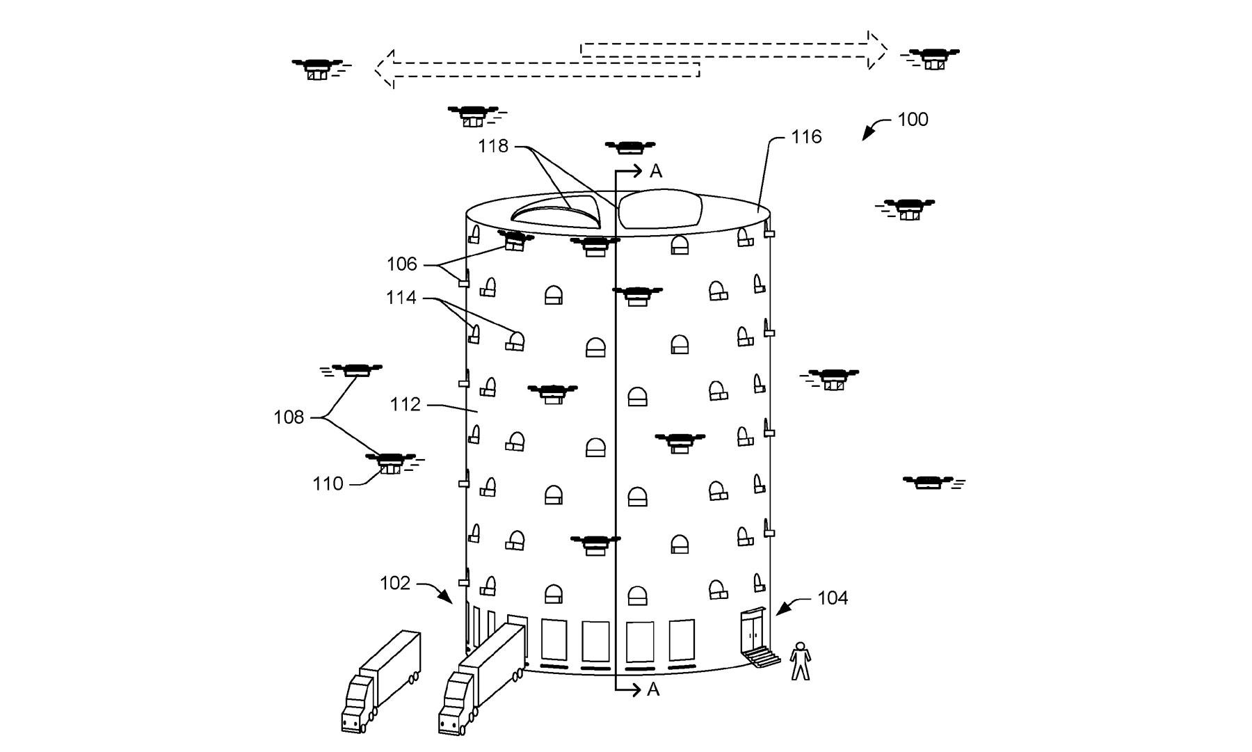Colmena drones amazon