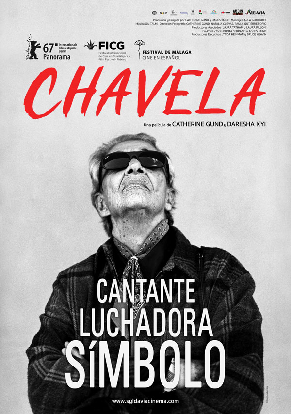 Cartel Chavela