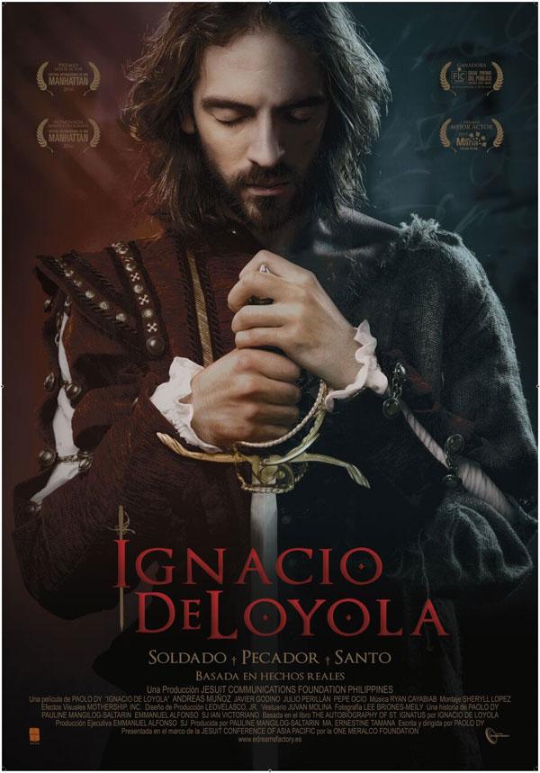 Cartel Ignacio de Loyola