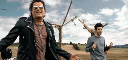 Carlos Vives y Sebastián Yatra – Robarte un beso