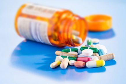 pastillas comida bote naranja