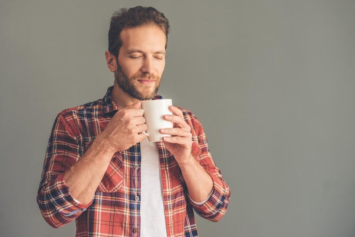 olor café engorda
