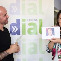 Lorena Gómez en Cadena Dial