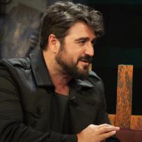 Antonio Orozco en una entrevista