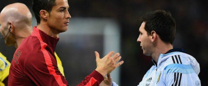 Ronaldo Messi Cadena Dial