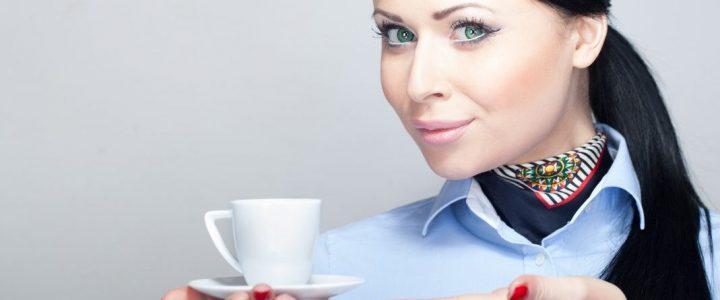 azafata café