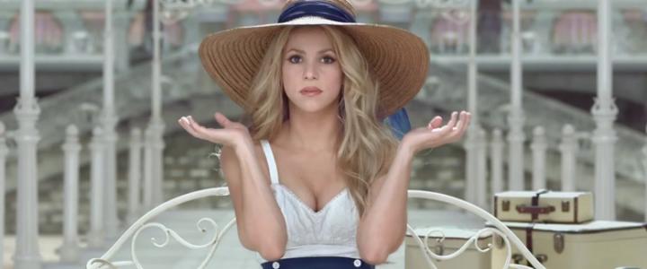 Shakira en Dial
