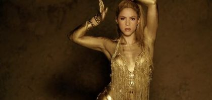 Shakira y Nicky Jam – Perro fiel